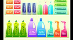 « L'odeur de propre » dangereuse pour la santé