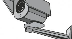 Installer une caméra chez vous : rappel des règles