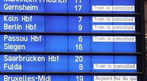 Assurance «trajet perturbé» de la SNCF. Un wagon d'exclusions.