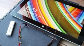 Tablette Samsung Galaxy Tab S3. Premières impressions