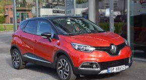 Renault Captur 2017. Premières impressions
