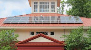 Photovoltaïque. Surimposer en toiture devient possible
