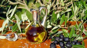 Huiles d'olive. À nouveau pointées du doigt