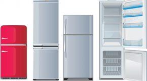 Réfrigérateurs économes en énergie. Plus rares et plus chers en France