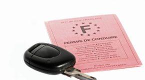 Taxe régionale du permis de conduire – Montant 2017