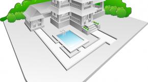 ISF : le pylône à l'arrière de la villa n'affecte pas sa valeur