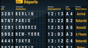 Passagers aériens : que faire en cas de faillite d'une compagnie aérienne ?
