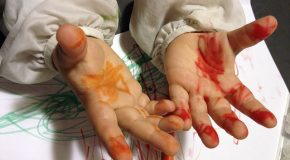 Peintures pour enfants. Trop de composés nocifs