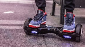 Gyropodes, gyroroues, trottinettes électriques, hoverboards : où circuler ?