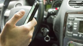 Téléphone au volant – Risques et amende
