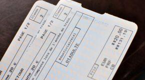 SNCF : 35 euros d'amende pour un billet en règle