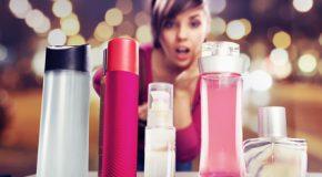 Produits cosmétiques. Une utilisation réelle très supérieure à celle estimée