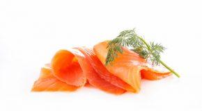 Le saumon fumé