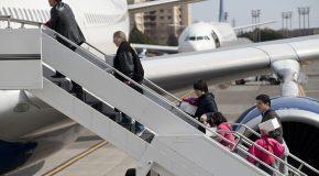 Un enfant atteint de varicelle refoulé à l'entrée de l'avion