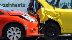 Crash tests auto. Le score des modèles anciens dégringole