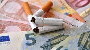 Tabac en terrasse : un café condamné à payer 37 500 €