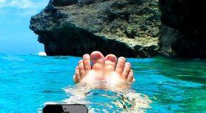 Smartphone tombé dans l'eau : comment le refaire marcher