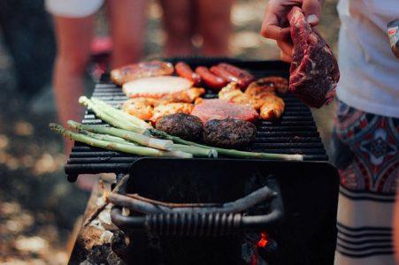 # Barbecue voisinage