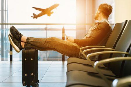 # Voyage avion bagages en cabine et en soute