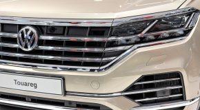 Volkswagen Touareg (2018). Premières impressions