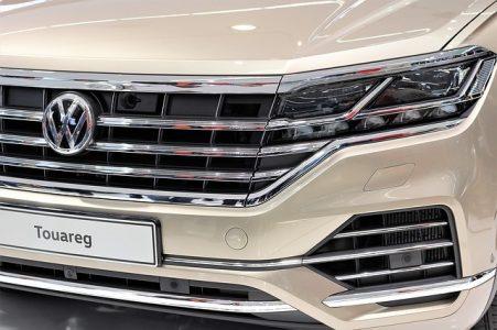 # Volkswagen Touareg