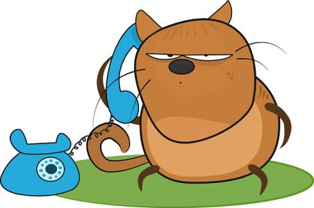 # Arnaques Numéros surtaxés piège attente téléphonique
