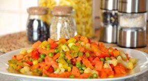 Légumes surgelés. De nombreux rappels pour un risque de Listeria