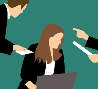 # travail Harcèlement moral ou management autoritaire