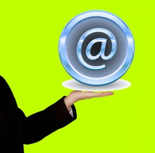 # courriel mail