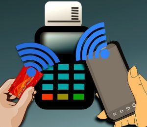 # Android NFC vol mots de passe smartphone