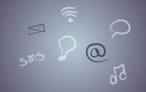 # programmer envoi SMS Emails Appels avec Android