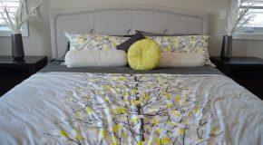 Couvertures de lit. Gare aux traitements «anti»