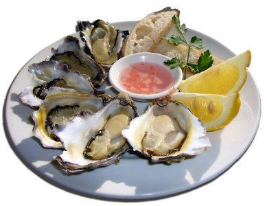 # huîtres