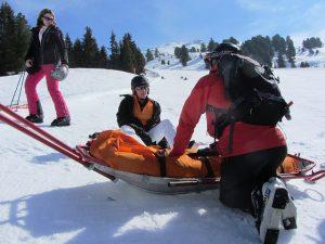# loisirs vacances neige assurance accident ski