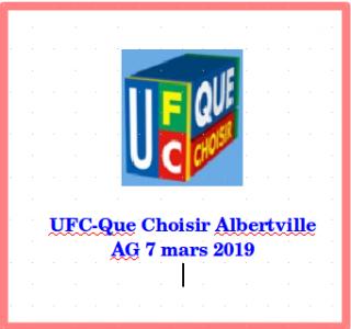 # UFC-Que Choisir Albertville AG