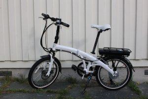 # tests vélo électrique